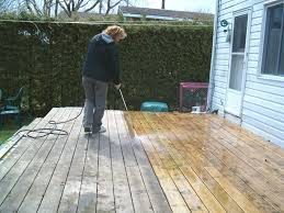 Cincinnati Deck Cleaning