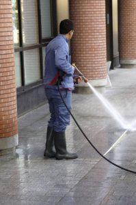 Cincinnati Power washing